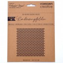 Vaessen Creative • Embossing folder Herzen small