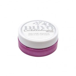 Nuvo Embellishment Mousse - Triple Berry