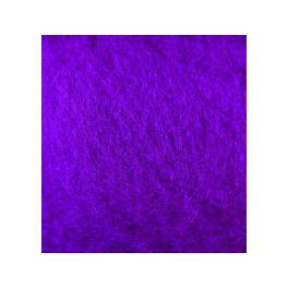 Wolle zum Filzen violett