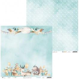 """Piatek13 - Papier 12"""" Cute & Co. 04"""