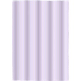"""Basic Collection Papier A4 """"Purple Stripes"""""""