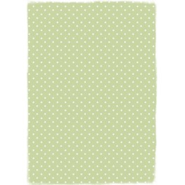 "Basic Collection Papier A4 ""Green Dots"""