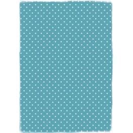 """Basic Collection Papier A4 """"Blue Dots"""""""