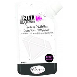 Izink Diamond Glitter Paint 24 Carat PERLMUTT