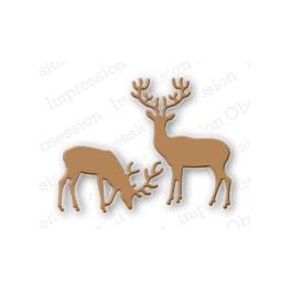 "Schneideschablone ""Sm. Deer"""