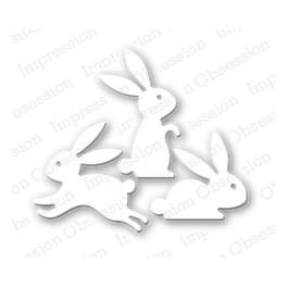 """Schneideschablone """"Bunny"""""""