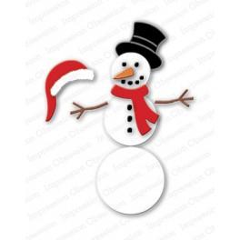 """Schneideschablone """"Snowman Set"""""""