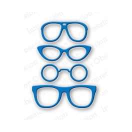 "Schneideschablone ""Sunglasses"""