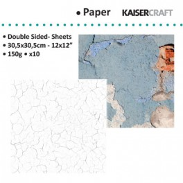 "Designpapier BaseCoat ""Cracked"""