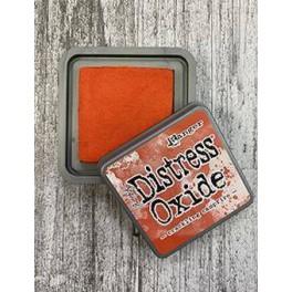"Tim Holtz Distress Oxide Ink Pad ""Crackling Campfire"""
