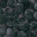 Pompons schwarz