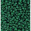 Rocailles 2,6mm opal grün