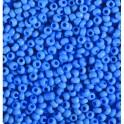 Rocailles 2,6mm opak jeansblau pastell