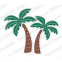 "Schneideschablone ""Palm Trees"""