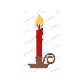 """Schneideschablone """"Candle"""""""