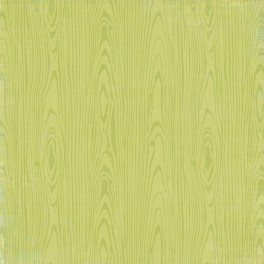 Designpapier Hello Baby Green Wood / Stripe