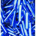 Stiftperlen Silbereinzug hellblau