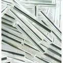 Stiftperlen Silbereinzug silber