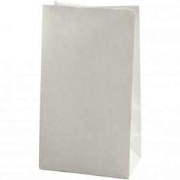 Papiertüte/ Paperbag weiß groß