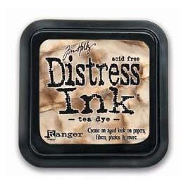 "Tim Holtz Distress Ink Pad ""Tea Dye"""
