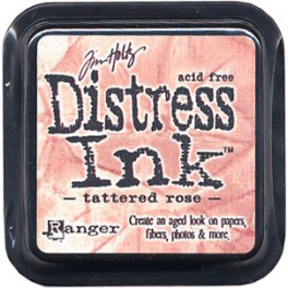 "Tim Holtz Distress Ink Pad ""Tattered Rose"""