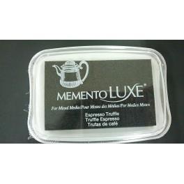 """Memento Luxe """"Espresso Truffle"""""""