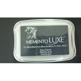 "Memento Luxe ""Gray Flanel """