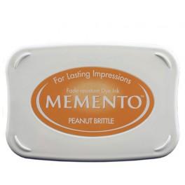 Memento Stempelkissen Peanut Brittle