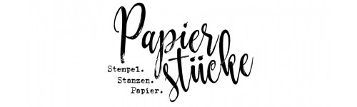 Papierstücke Schneideschablonen
