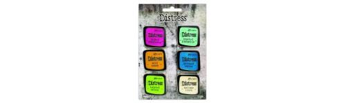 Distress Fan Pins