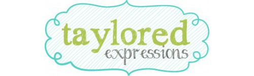 Taylored Expressions Stempel