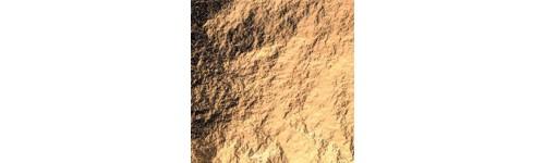 Aluschlag/Design Metall/Gilding Flakes