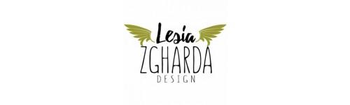 Lesia Zgharda Design Stempel