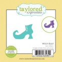 Taylored Expressions Little Bits - Witch Boot