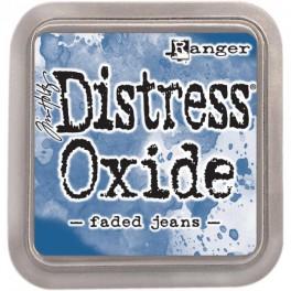 "Tim Holtz Distress Oxide Ink Pad ""Faded Jeans"""