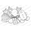 "Motivstempel ""Christmas Cookies"""